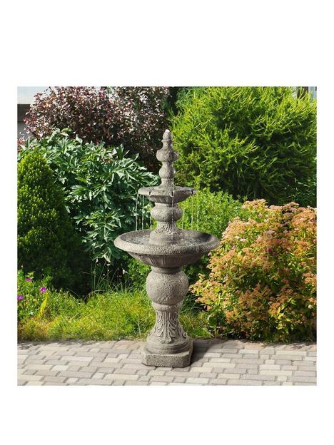 peaktop-water-fountain-indoor-conservatory-garden-ornament-grey