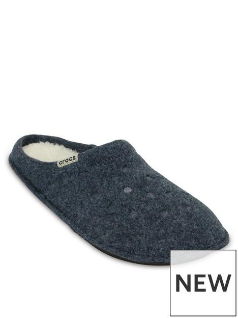 crocs-classic-slipper-navy