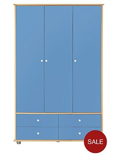 kidspace-miami-3-door-4-drawer-wardrobe