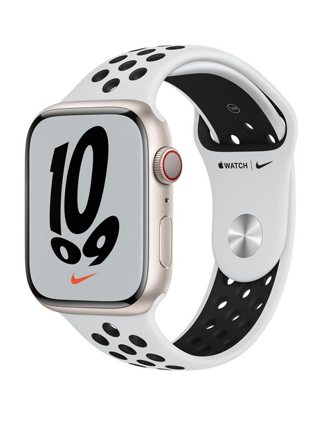 apple-watch-nike-series-7-gps-cellular-45mm-starlight-aluminium-case-with-pure-platinumblack-nike-sport-band