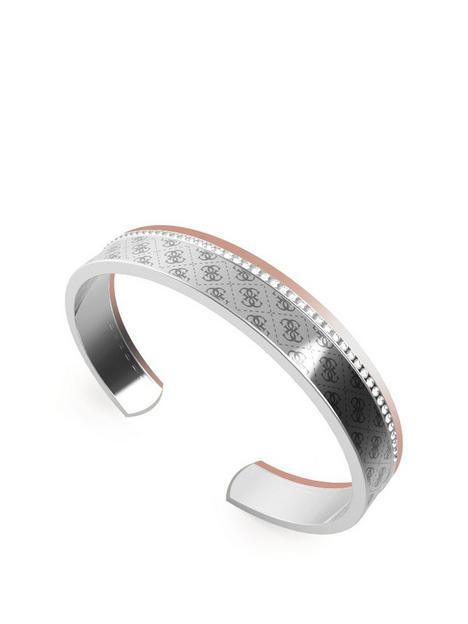 guess-round-harmony-ladies-bracelet