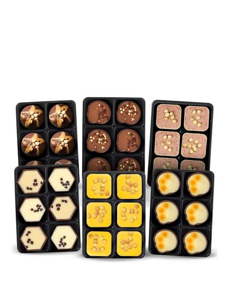 hotel-chocolat-patisserie-selector-selection