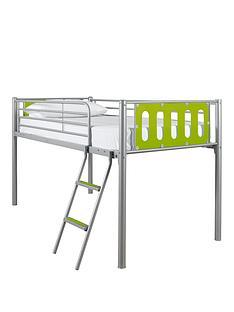 kidspace-cyber-mid-sleeper-bed-frame