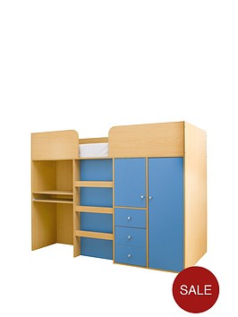 kidspace-miami-mid-sleeper-bed-andnbspdesk-and-storage