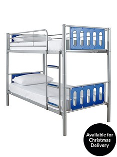 kidspace-cyber-bunk-bed-with-premium-mattress