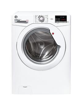 Hoover H-Wash 300 H3W 4102De 10Kg 1400 Spin Washing Machine - White