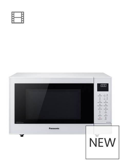 panasonic-panasonic-nn-ct55jwbpq27-litre-combination-microwave-oven-and-grill-with-inverter-technology