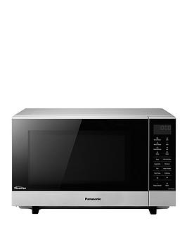 Panasonic Panasonic Sf464Mbpq Flatbed Solo Microwave
