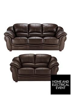 napoli-3-seaternbspplus-2-seaternbspleather-sofa-set-buy-and-save