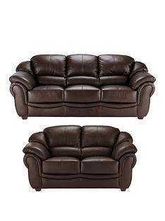napoli-3-seaternbspplus-2-seaternbspleather-sofa-set-buy-and-savenbsp