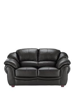 Napoli 2 Seater Leather Sofa