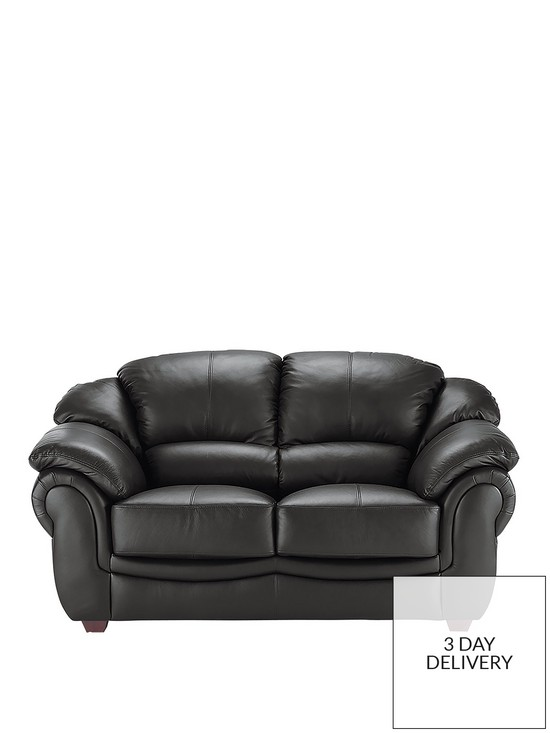 Napoli 2 Seater Leather Sofa