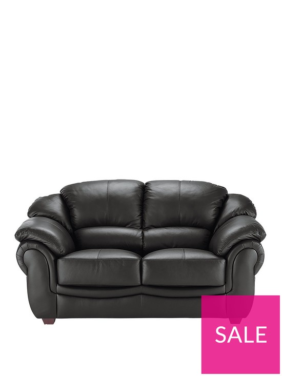 84c2a1c3d1 Napoli 2 Seater Leather Sofa | very.co.uk