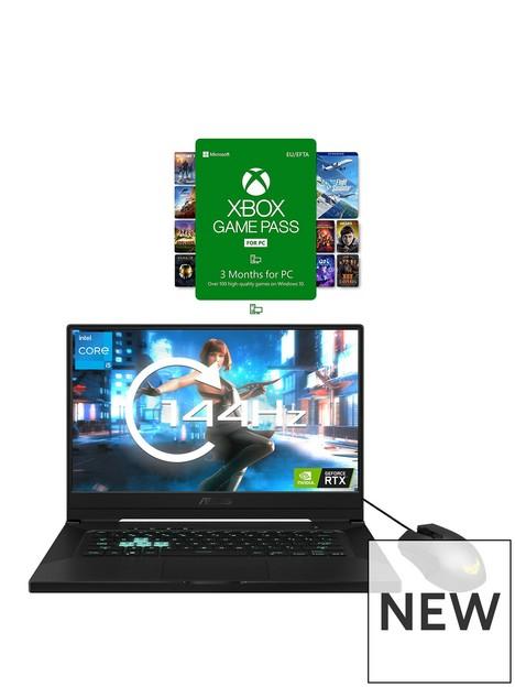 asus-tuf-dash-f15nbspfx516pe-hn055t-gaming-laptop-156in-fhd-144hz-geforce-rtx-3050-tinbspintel-core-i5nbsp8gb-ram-512gb-ssdnbspwith-3-month-xbox-game-pass-for-pc