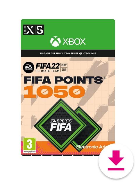 xbox-fifa-22-1050-fifa-points