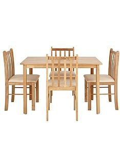 martino-solid-wood-table-and-4-chairs