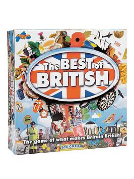 Image of Best of British Board Game