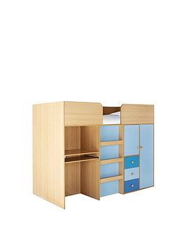 kidspace-metro-kids-mid-sleeper-bed-desk-and-storage