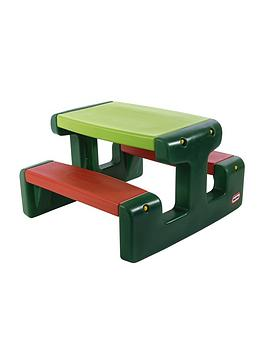 little-tikes-junior-picnic-table