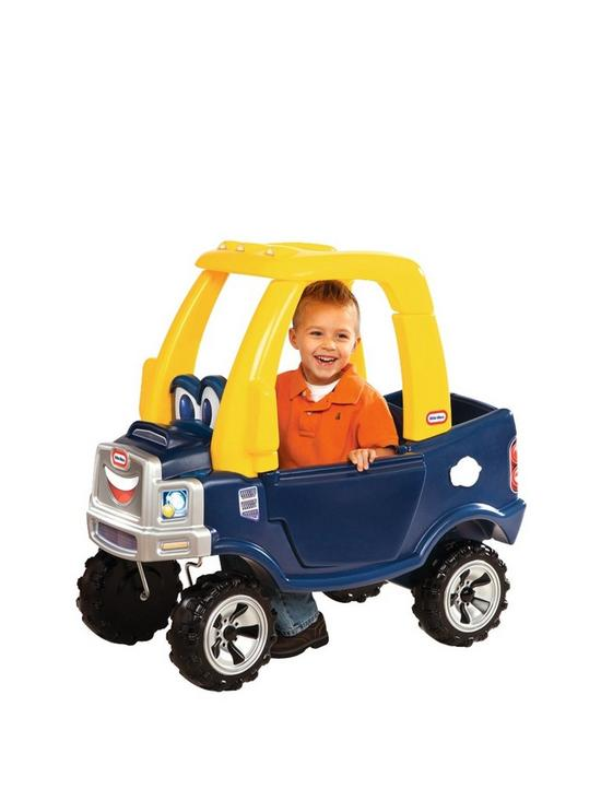 Little Tikes Cozy Truck Verycouk