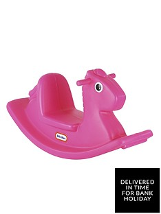 39be9f5a5eb3 Little Tikes Rocking Horse - Pink