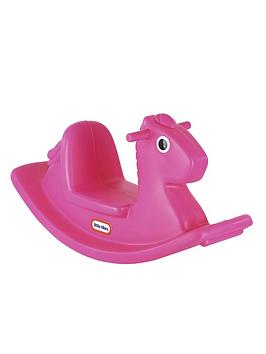 little-tikes-rocking-horse-pink