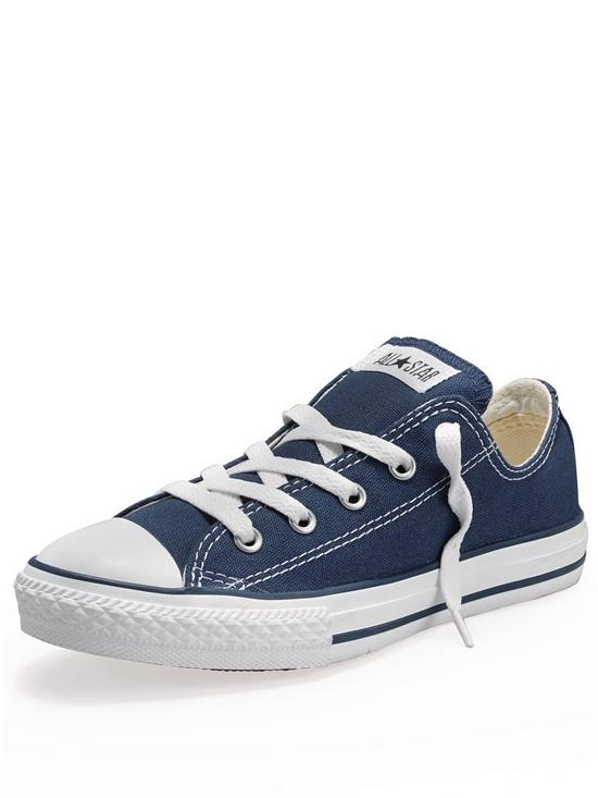 107307fc26c6 Converse Chuck Taylor All Star Ox Core Childrens Trainer