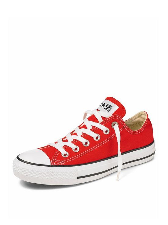 01a812e8af12 Converse Chuck Taylor All Star Ox Core Childrens Trainer
