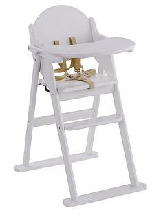 east-coast-wooden-folding-highchair-white