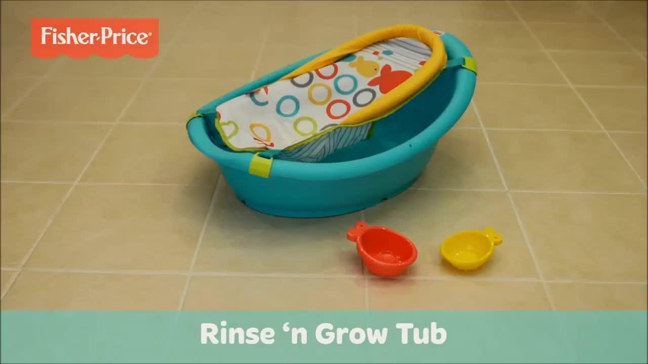 c486a88cf976 Fisher-Price Rinse n Grow Tub