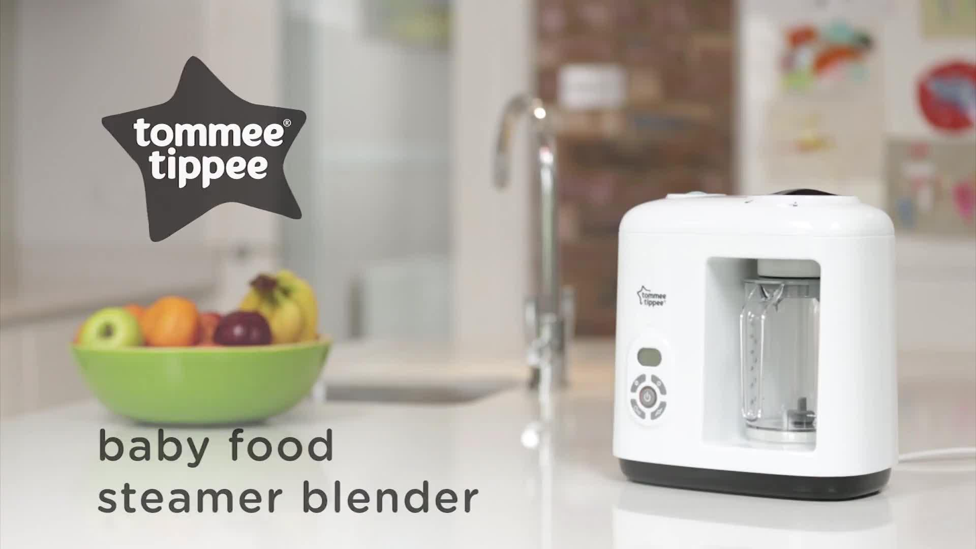 Tommee tippee closer to nature steam blender very forumfinder