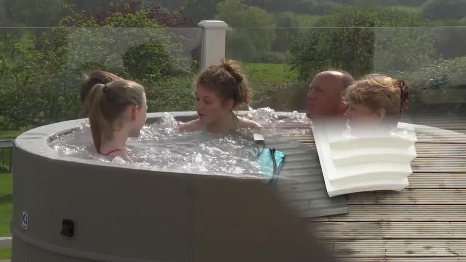 Canadian Spa Swift Current 2 5 Person Portable Spa Very Co Uk