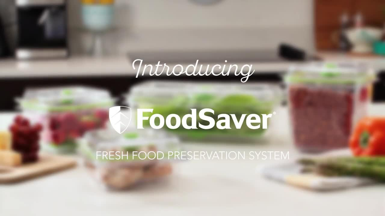 FoodSaver Fresh Food Preservation System FFS010