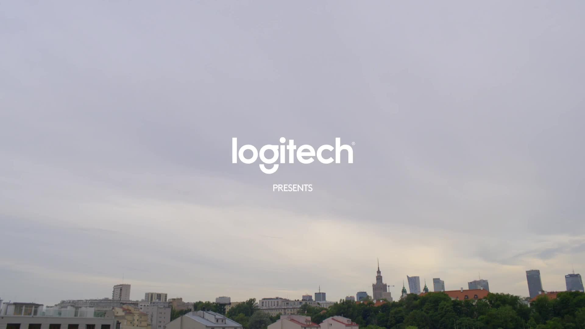 Logitech WIRELESS KEYBOARD - CRAFT - UK INTNL