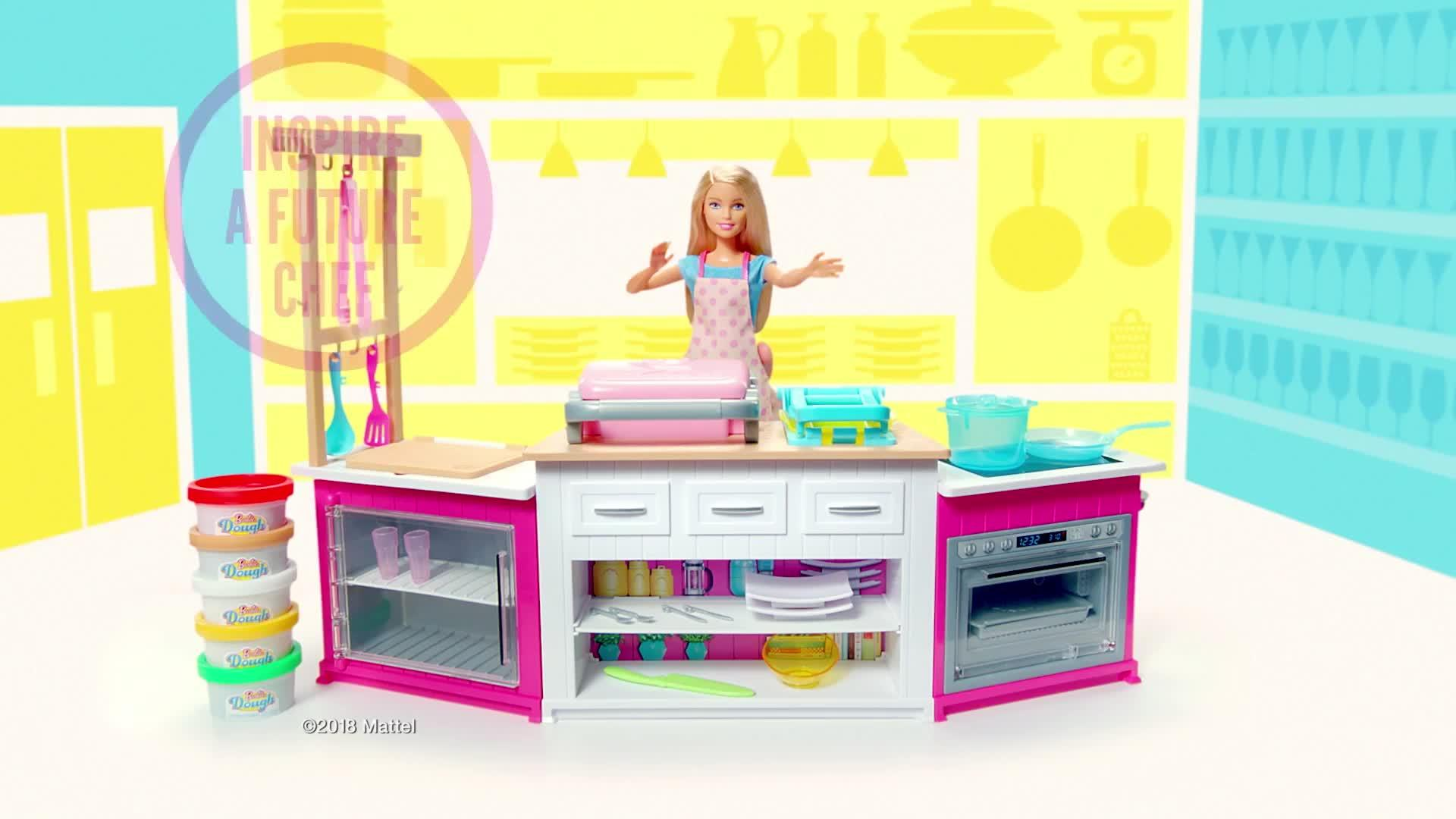 Barbie Ultimate Kitchen New Kids Gift For Christmas Best Top 100