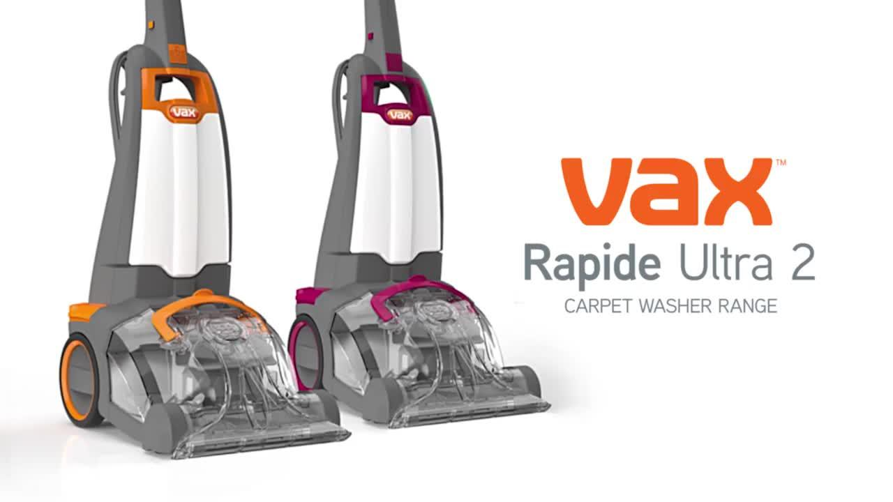 How To Clean A Vax Rapide Ultra 2 Carpet Cleaner After Use