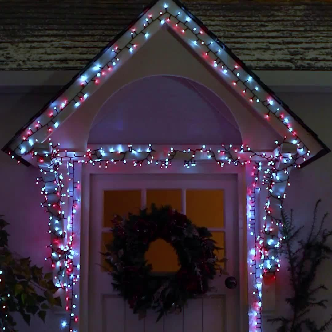 Festive 600 Carnival Firefly Indoor Outdoor Christmas Lights Very Co Uk
